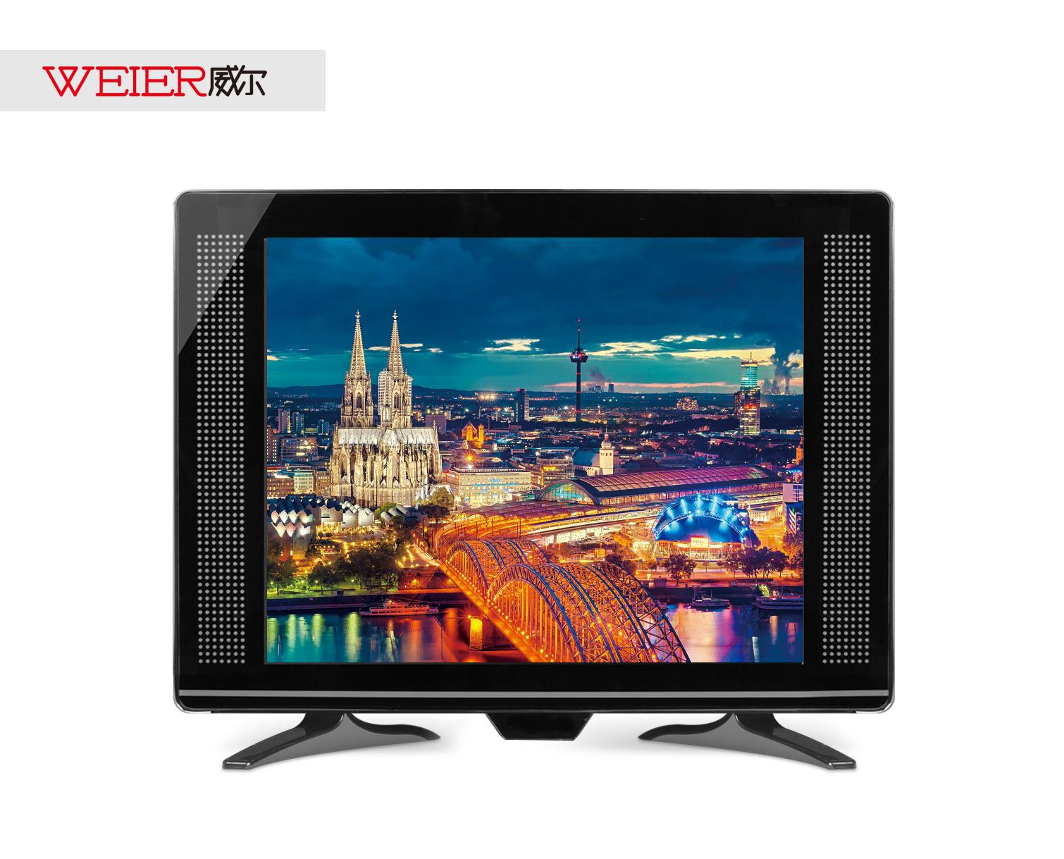 17寸LED液晶电视机出口液晶电视机