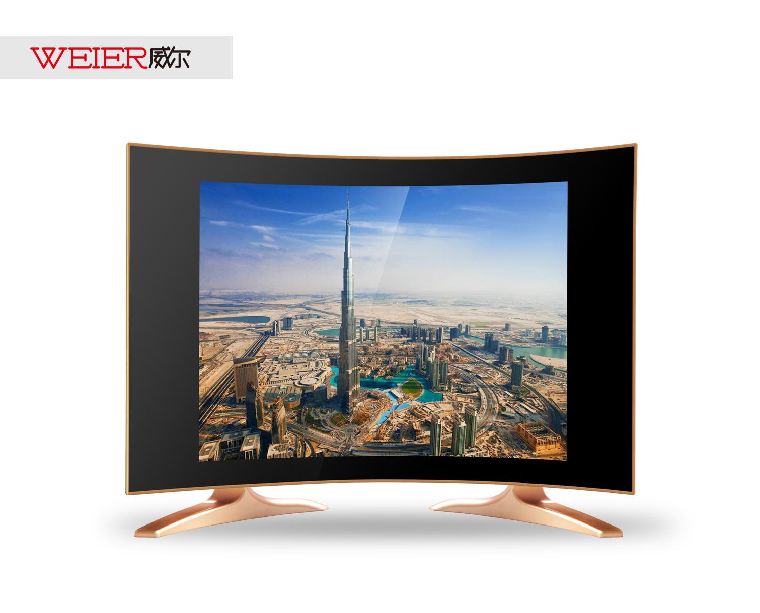 15寸曲面电视15寸私模LED液晶小电视