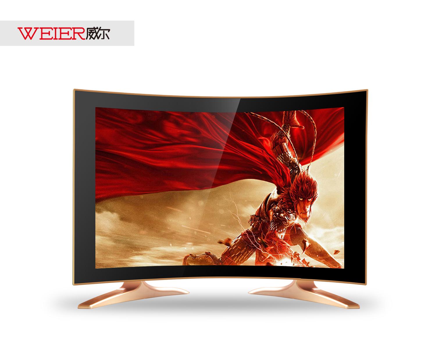 22寸液晶电视机22寸曲面高清电视机22LED液晶电视机